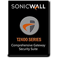 SonicWall | 01-SSC-0569 | COMPREHENSIVE GATEWAY SECURITY SUITE BUNDLE FOR TZ400 SERIES 3 Years