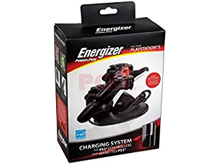 Playstation 3 Energizer Power & Play Charging System (B001H4NMNA) | Amazon price tracker / tracking, Amazon price history charts, Amazon price watches, Amazon price drop alerts