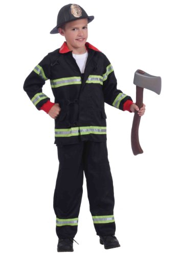 Forum (Firefighter Jacket Costume)