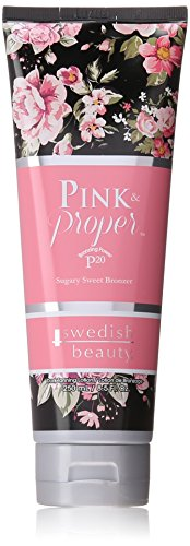 Price comparison product image New Sunshine Swedish Beauty Pink & Proper, 8.5 Ounce