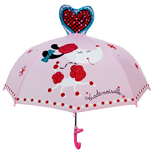(Umbrellas - A Variety Of Cute Cartoon Animals Children Umbrella Animation Creative Long Handle Hanging 3d Ear - Children Spiderman Cute Outfit Change Stroller Space Acupuncture Cloud)