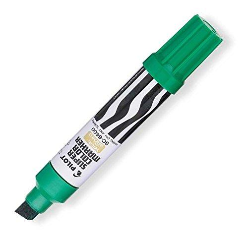 Pilot Jumbo Refillable Permanent Marker Green