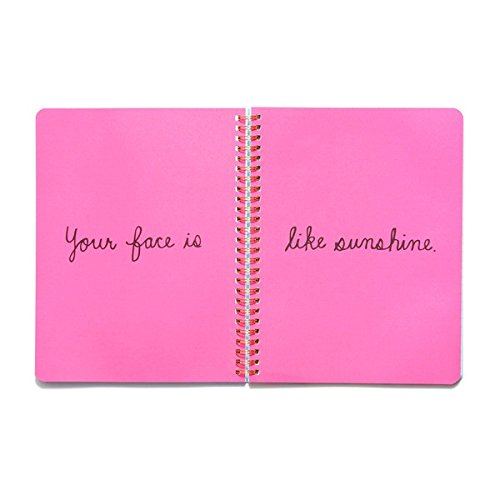 ban.do design Rough Draft Mini Notebook - Florabunda (53811) Photo #2