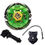 PPKred 4D Metal Fusion Fight Gyroscope BB48 Flame Libra with Power Launcher + Handle Starter Set