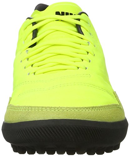 Nike Tiempox Proximo Tf, Zapatillas de Fútbol para Hombre Amarillo (Volt/black-volt-white)