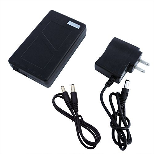 9800mAh DC Super Power Rechargeable Li-ion Battery Pack for 12V Devices CCTV Cam
