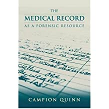 Medical Record as a Forensic Resource (Paperback) - Common