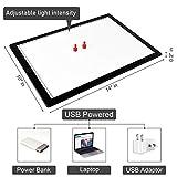 A4 Light Board Portable Tracing Light Box
