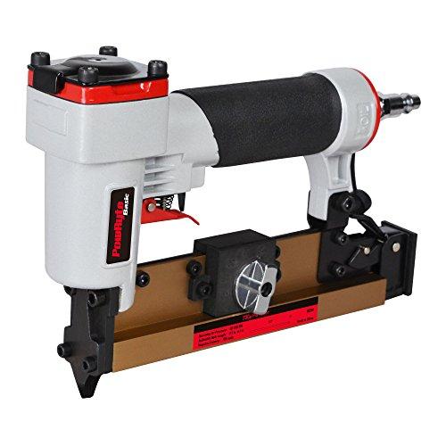 PowRyte 23 Gauge Air Pin Nailer - 1/2-Inch to (Micro Pin Nail)