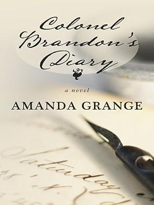 book cover of Colonel Brandon\'s Diary
