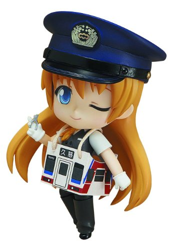 Good Smile Tetsudou Musume: Alice Kuji Nendoroid Action Figure Busts ()
