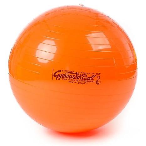 Pezziball Swiss Ball - Yellow, 42 cm Ledragomma