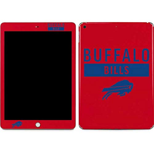 Skinit Buffalo Bills Red Performance Series iPad 9.7in (2018) Skin - Officially Licensed NFL Tablet Decal - Ultra Thin, Lightweight Vinyl Decal Protection