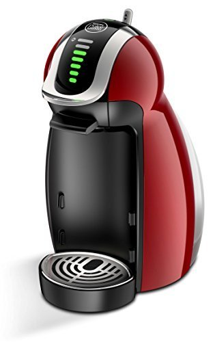Nescafe Dolce Gusto Genio 2 premium wine red MD9771-WR