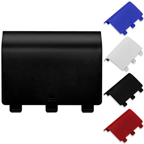 Creazy Battery Pack Back Cover Shell For Xbox One Wireless Controller (black) by CreazyDog® (Image #1)