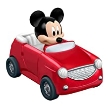 Fisher-Price Disney Mickey Mouse Clubhouse Mickey's Ramblin' Rover Vehicle