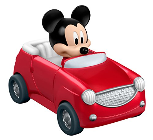 Fisher-Price Disney Mickey & the Roadster Racers, Mickey's Ramblin' Rover from Fisher-Price