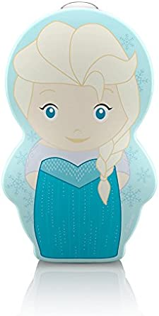 Philips Disney Frozen Anna LED Taschenlampe 717673616 hellblau