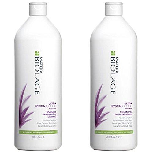 Matrix Biolage Ultra Hydrasource Shampoo + Conditioner (33.8 - Conditioner And Shampoo Biolage