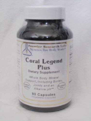 Coral Legend Plus (90 V-caps) par Premier Research Labs
