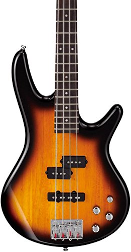 Ibanez GSR200 4-String Electric Bass Brown Sunburst for sale  Delivered anywhere in USA