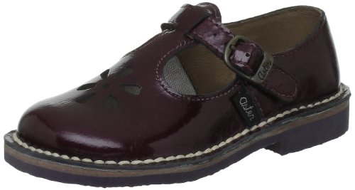 Footwear Burgundy Patent Toddler (Aster Dingo Flat (Toddler/Youth),Burgundy Patent,30 (US 12 Toddler) M US)