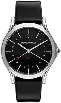 Emporio Armani Men's Classic Swiss Quartz Watch