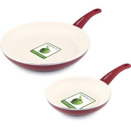 Amazon.com: GreenLife - Juego de sartenes de cerámica ...
