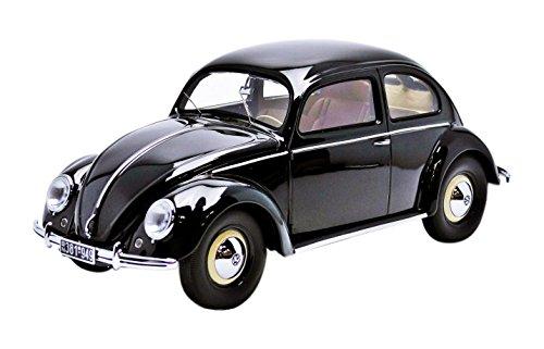 Minichamps - 107054001 - Volkswagen 1200 - 1949 - Echelle 1 18