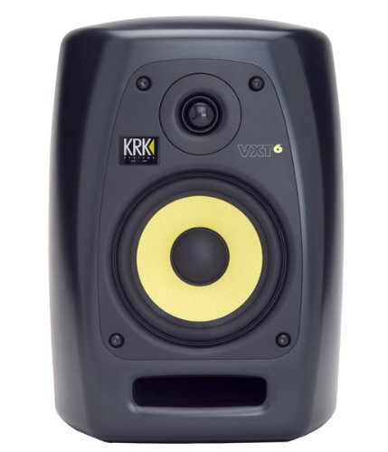 KRK VXT6 Active Studio Monitor - 6 Inch, 90 Watts