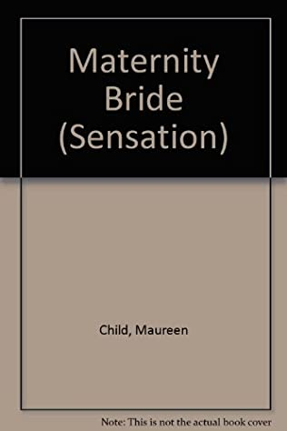 book cover of Maternity Bride