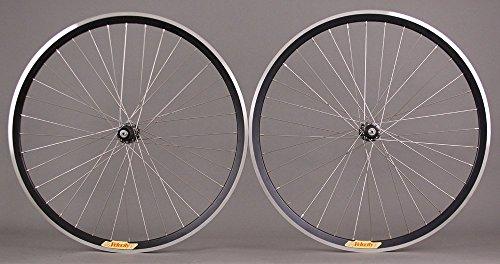 Velocity Deep V Black Shimano Ultegra 6800 Hubs 9 10 11s 36h Road Bike (Silver 700c Clincher)