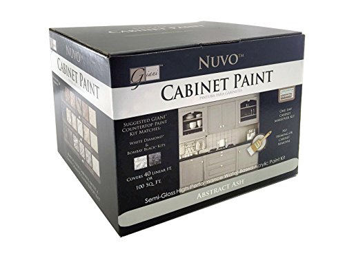 Nuvo Abstract Ash 1 Day Cabinet Makeover Kit