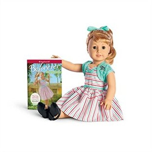 American Girl - Beforever Maryellen - Maryellen Doll & Paperback Book by American Girl