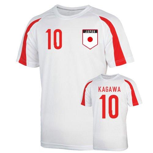 UKSoccershop Japan Sports Training Jersey (kagawa 10)