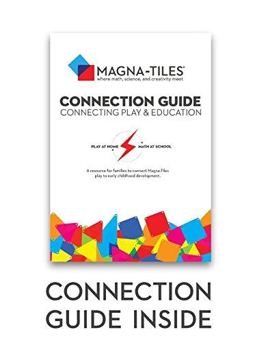 Magna Tiles 33-pc GS Set + Connection Guide by Magna Tiles (Image #2)