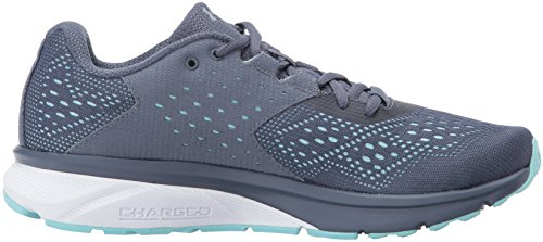 Under Armour Vrouwen Geladen Rebel Apollo Grijs (100) / Blue Infinity
