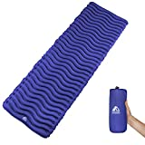 Cheap Unigear Ultralight Inflatable Sleeping Pad, Compact Air Camping Mat for Backpacking, Hiking and Traveling