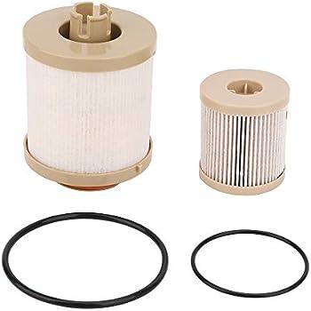 03-07 Ford F Series 6.0L Powerstroke Turbo Diesel OE Spec 1 Case 12 Fuel Filters