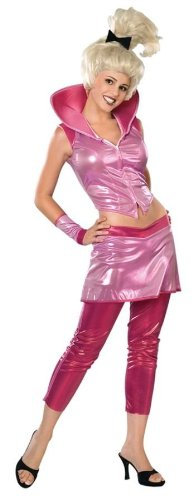 Rubies Costume Co, Inc. Judy Jetson Costume, Pink, Small - Dress Size -