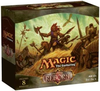 Magic The Gathering Alara Reborn Fat Pack [Sealed] by Magic: the Gathering: Amazon.es: Juguetes y juegos
