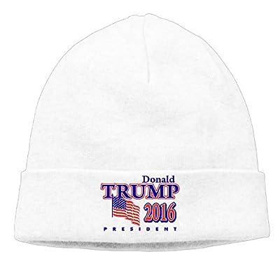 American Politician Trump 2016 Unisex Slouchy Beanie Hipster Beanie Cap