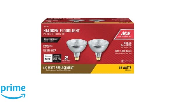 Feit Electric Co Es Par38 Halogen Bulb 86W, Feit Electric Co ...