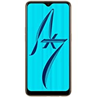Oppo AX7, 64 GB Hafıza, 4 GB RAM, Akıllı Telefon, Platin Altın (Oppo Türkiye Garantili)