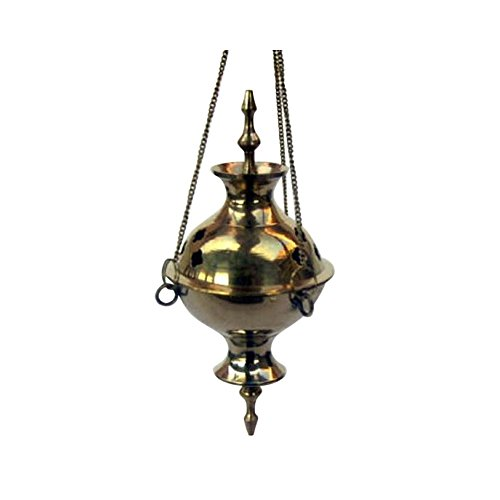 Hanging Incense Cone Burner II - Nautical Decor by Nautical Decor