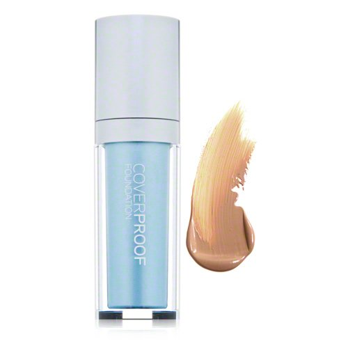 WUNDER2 COVERPROOF Faultless 24+ Full Coverage Waterproof Foundation for Perfect Skin – Liquid Foundation Makeup, Medium Skin
