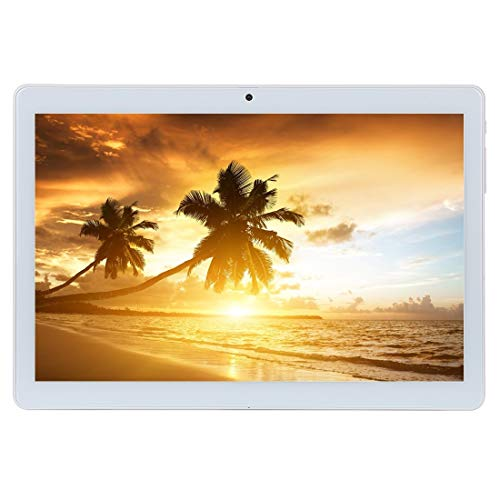 Tablets Android 9.0 OS Tablet 10 Inches 3G WiFi Unlocked Tablet with Dual SIM Card Slots 4GB RAM 64GB ROM Quad Core…
