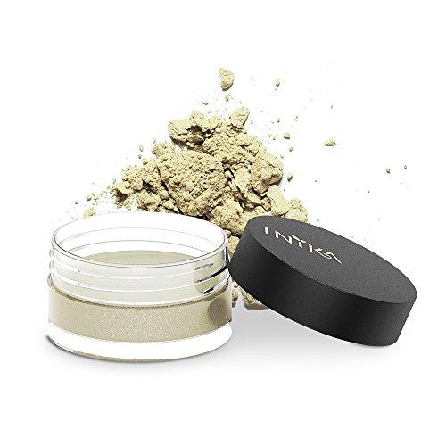 INIKA Loose Mineral Eye Shadow, All Natural Make-up Formula, Vibrant Color, Vegan1.2 g (Gold ()