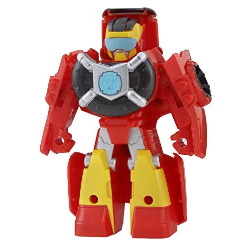 Playskool Heroes Transformers Rescue Bots Hot Shot