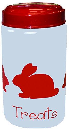 Lixit Animal Care Rabbit Treat Jar -